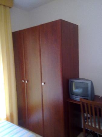 Hotel Olimpia: camera