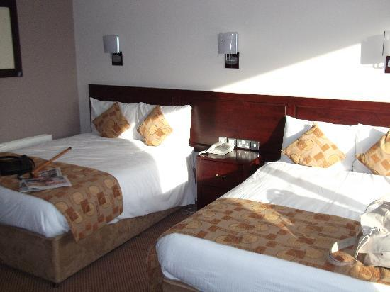 Park Hotel Kiltimagh: Bedroom