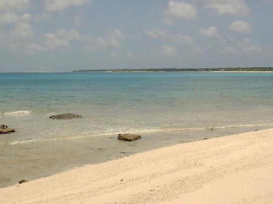 Islas Marshall: Bikini lagoon