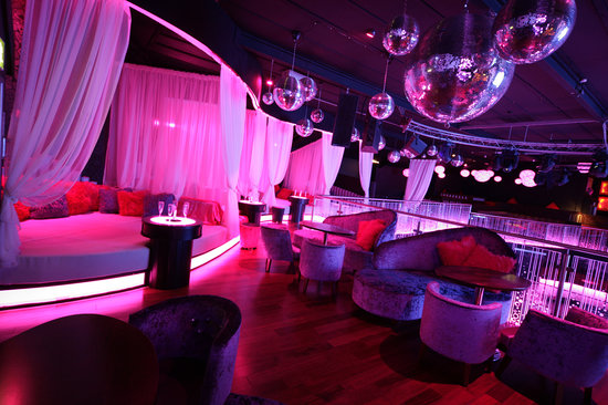 Newry, UK: Our luxurious VIP Bed area in our nightclub ideal for birthdays & hen parties, booking essential