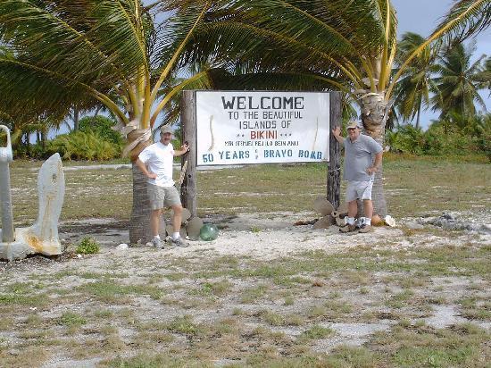 Isole Marshall: Bikini airport