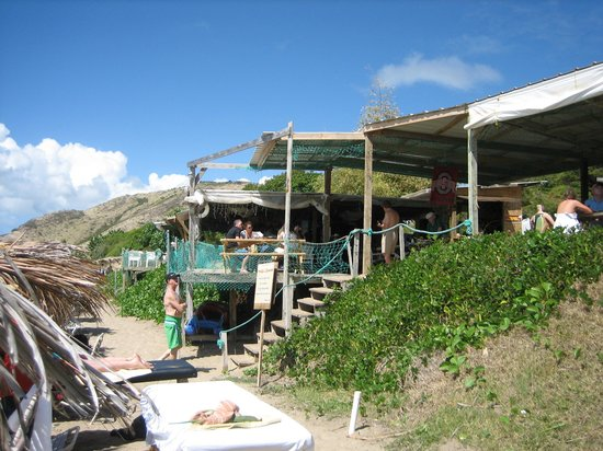 Shipwreck Beach Bar And Grill St Kitts South Friars By Restaurant Reviews Phone Number Photos Tripadvisor