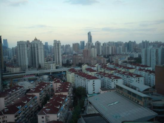 Mercure Shanghai Royalton: View from 12th floor
