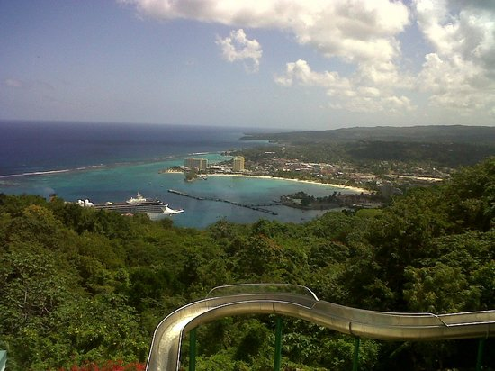Mystic Dining Restaurant and Bar : super view