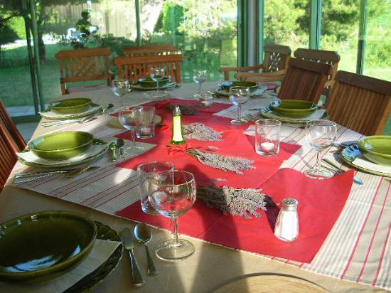 La Piverdiere : Bientôt l'heure du dîné