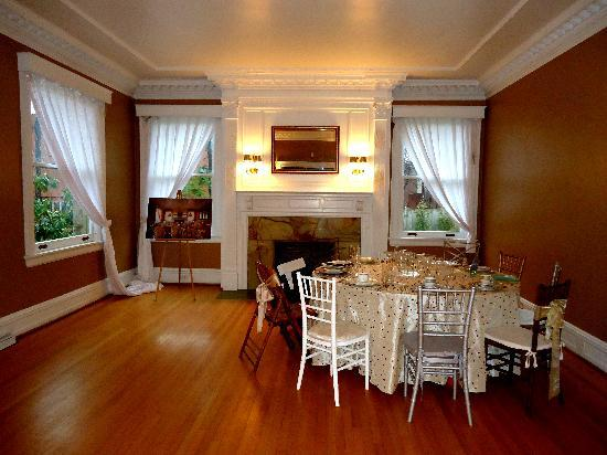 The Mansion at Maple Heights: Formal Dining Room