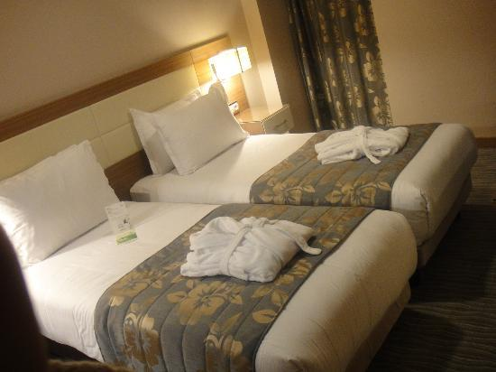 Yasmak Comfort Hotel: twin room
