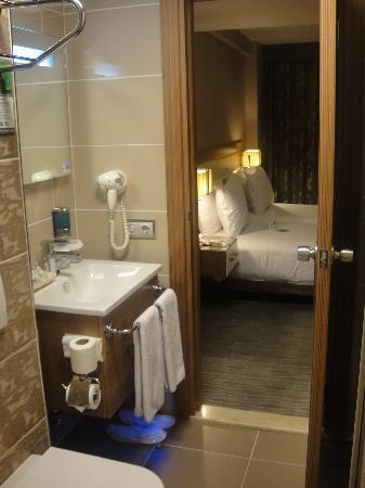 Yasmak Comfort Hotel: bathroom