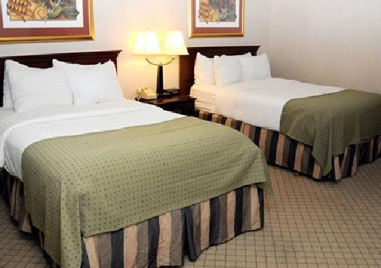 Palm Island Indoor Waterpark: Hotel Guest Room