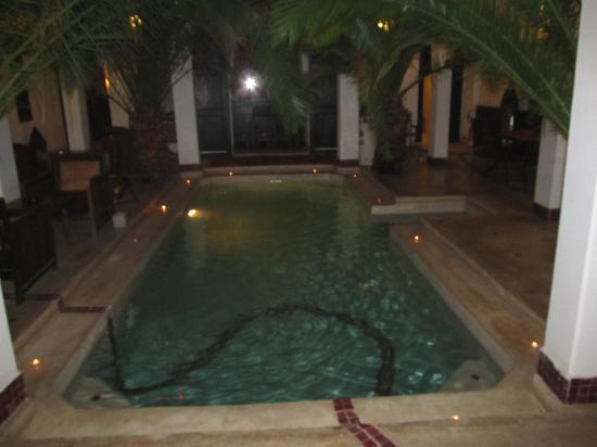 Riad Fabiola: Pool