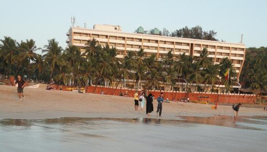 Bogmallo Beach Resort View Of The From