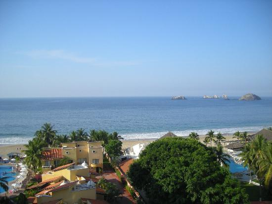 Tesoro Ixtapa: room with a view!!