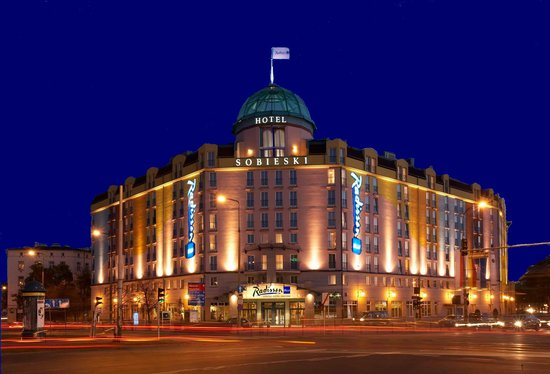 Photo of Radisson Blu Sobieski Hotel Warsaw
