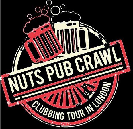 ‪Nuts Pub Crawl London‬