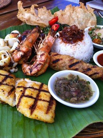 Ole Ole Bali: Nasi Campur