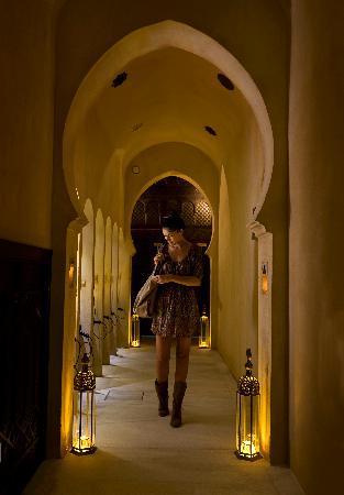 Hammam Al Andalus Granada: Vestuario Señoras