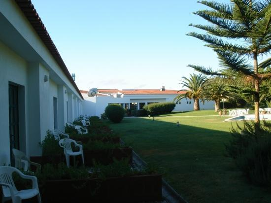 Hotel Do Prado: toujour côté jardin et piscine