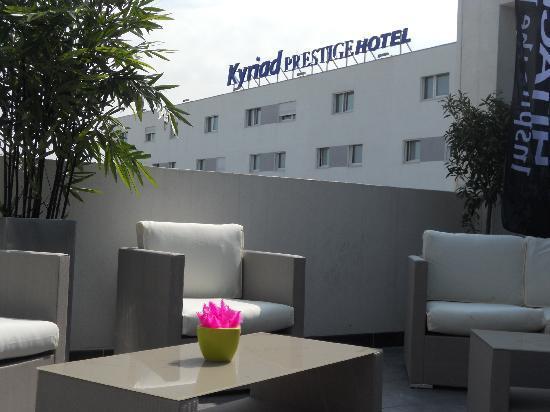 基里亞德蒙彼利埃高級飯店照片