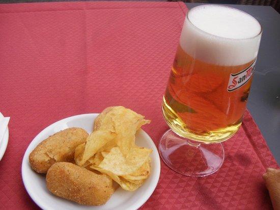 Carpe Diem: beer with tapas offered gratis