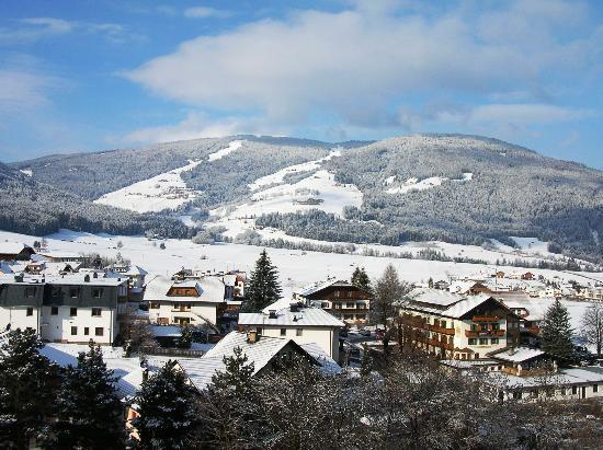 Hotel Post Tolderhof: Panorama dalla camera
