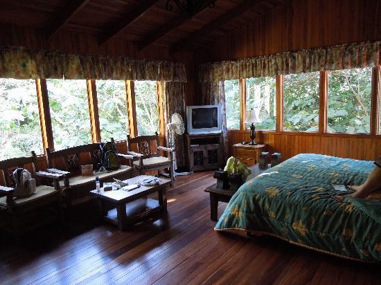 Hotel Fonda Vela: Our Room