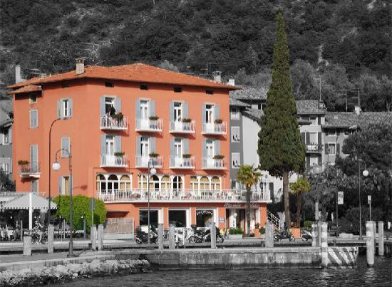 Hotel Monte Baldo: Benvenuto!