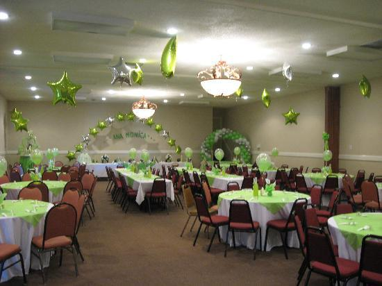 Country Hearth Inn & Suites Marietta: 16th Birthday Party