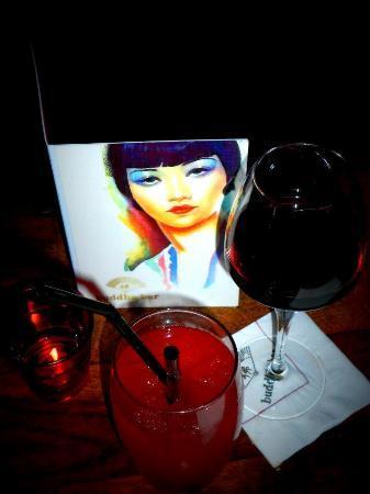 Buddha Bar: drink