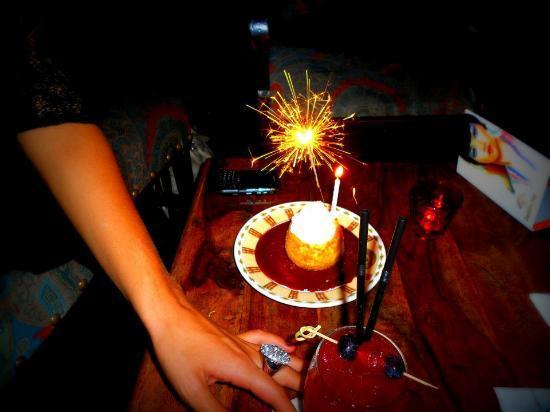 Buddha-Bar: cheese cake