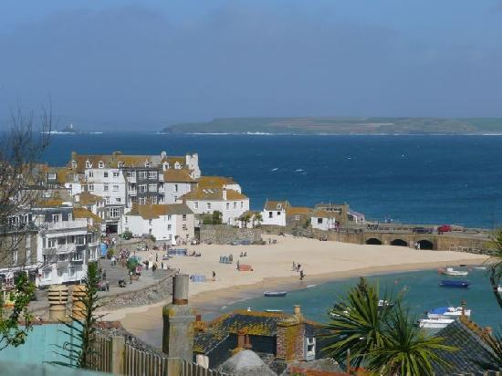 Сент-Айвс, UK: St. Ives