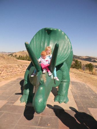 Dinosaur Park: Triceratops