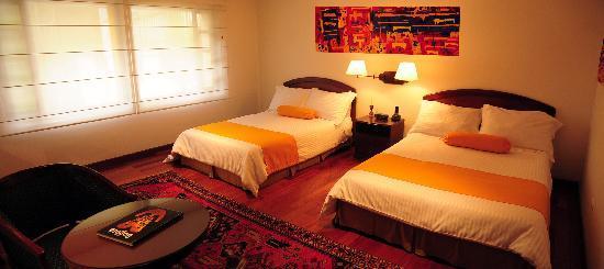 Hotel Emaus Bogotá: Habitación Twin - Twin Bed Room
