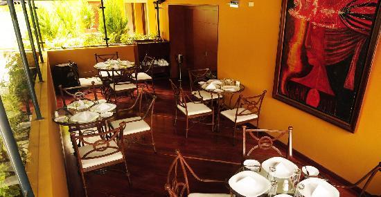 Hotel Emaus Bogotá: Restaurante - Dinning Room