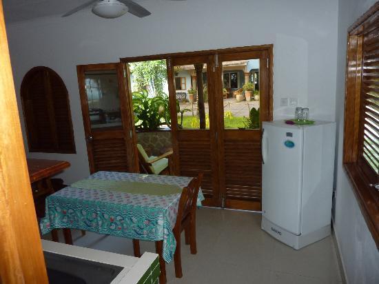 Islander Hotel: Küche 1