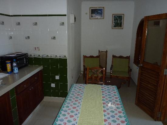 Islander Hotel: Küche 3