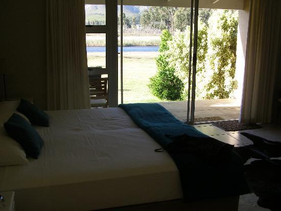 Stanford River Lodge: My room