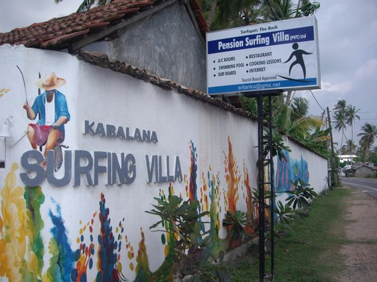 Surfing Villa: 01