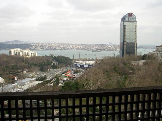 Hilton Istanbul Bosphorus: Bosphorus View