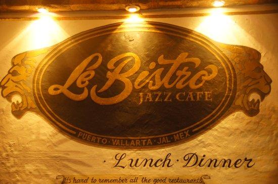 Le Bistro: LeBistro Jazz Cafe
