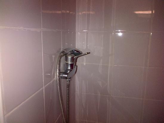 Atlantis Hotel: Shower at Atlantis