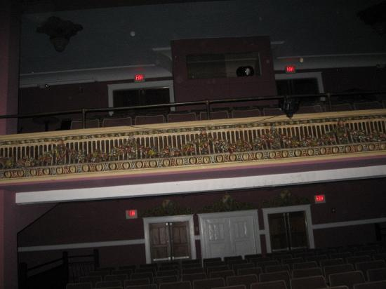 The OFFICIAL Ybor City Ghost Tour : the balcony at the Most haunted Club Cubano