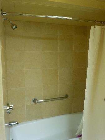 Shower - Picture of Aquarius Casino Resort, BW Premier Collection ...