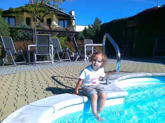 Hotel Safari: Outdoor swimming pool