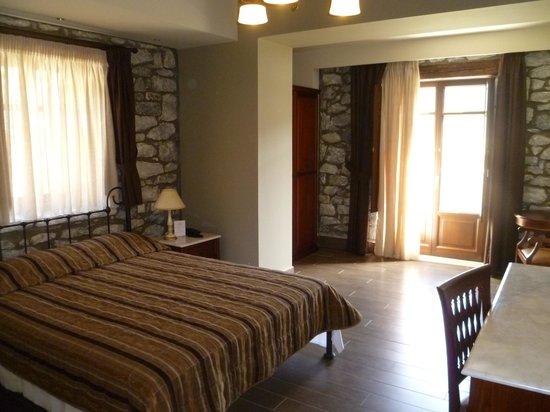 Hotel Itilo: the room
