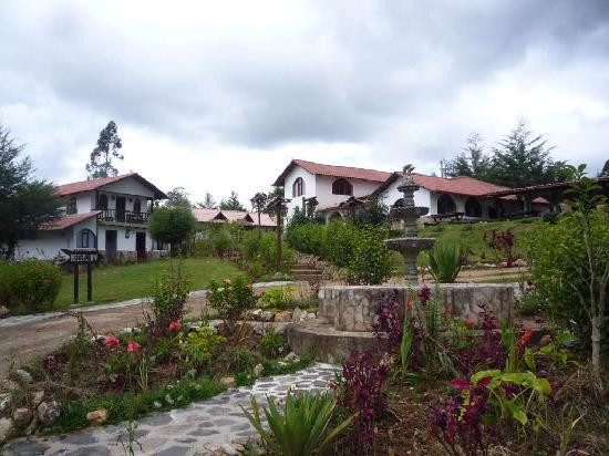 Hotel Villa Paris Chachapoyas