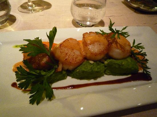 La Prevote: restaurant