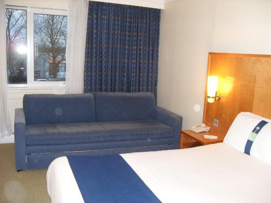 Holiday Inn Norwich: Bedroom