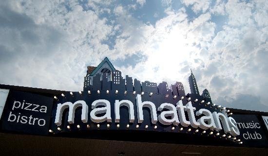 Manhattans : welcome friends