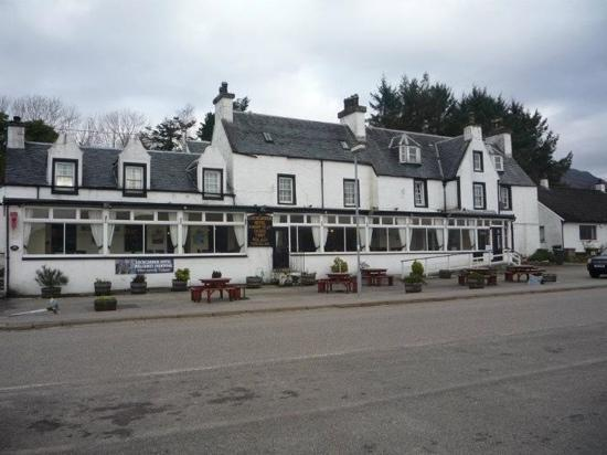 Lochcarron Hotel: lochcarron hotel