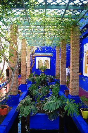 Riad Adika: Le Jardin de Majorelle